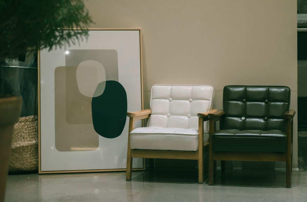 decoracion sala de espera