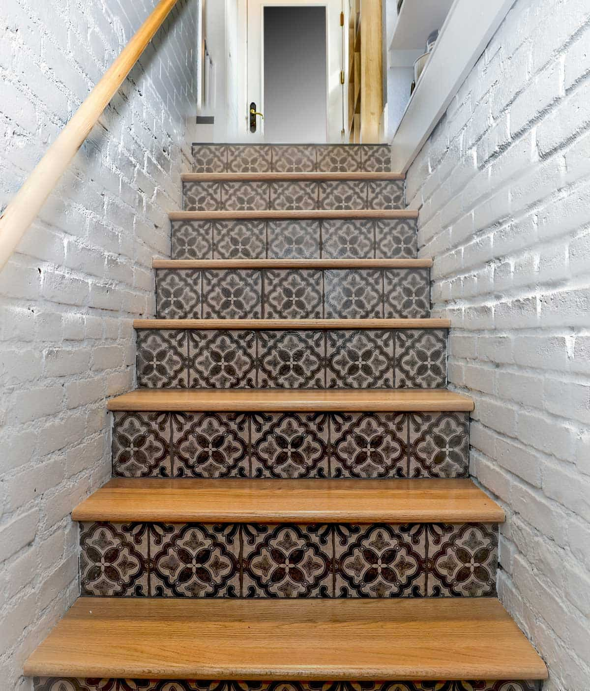 decorar escaleras 2