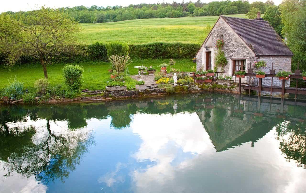 Construir un estanque para tu terraza