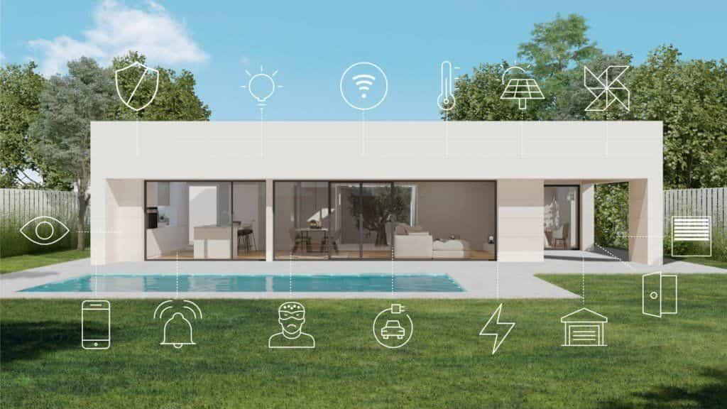 Las Lomas Passivhaus: una casa autosuficiente que no gasta energía
