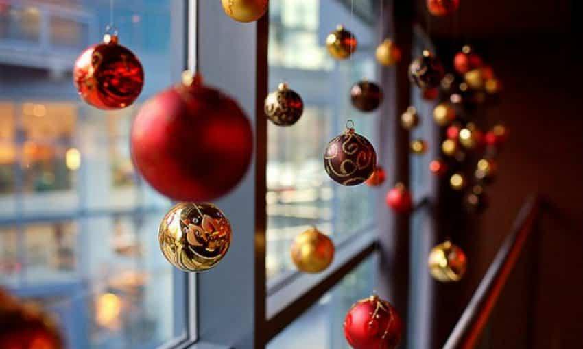 Prepara la oficina para navidad