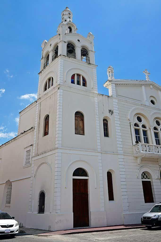 ricardo miranda miret iglesia nuestra senora altagracia santo domingo