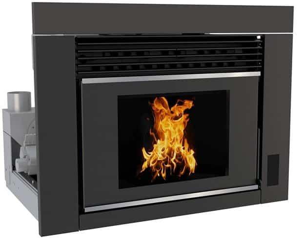 Estufas de pellets, el calor ecológico, duradero, barato y más confortable