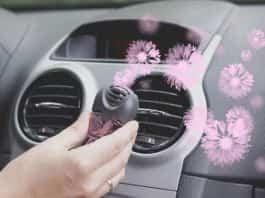 aroma para tu coche
