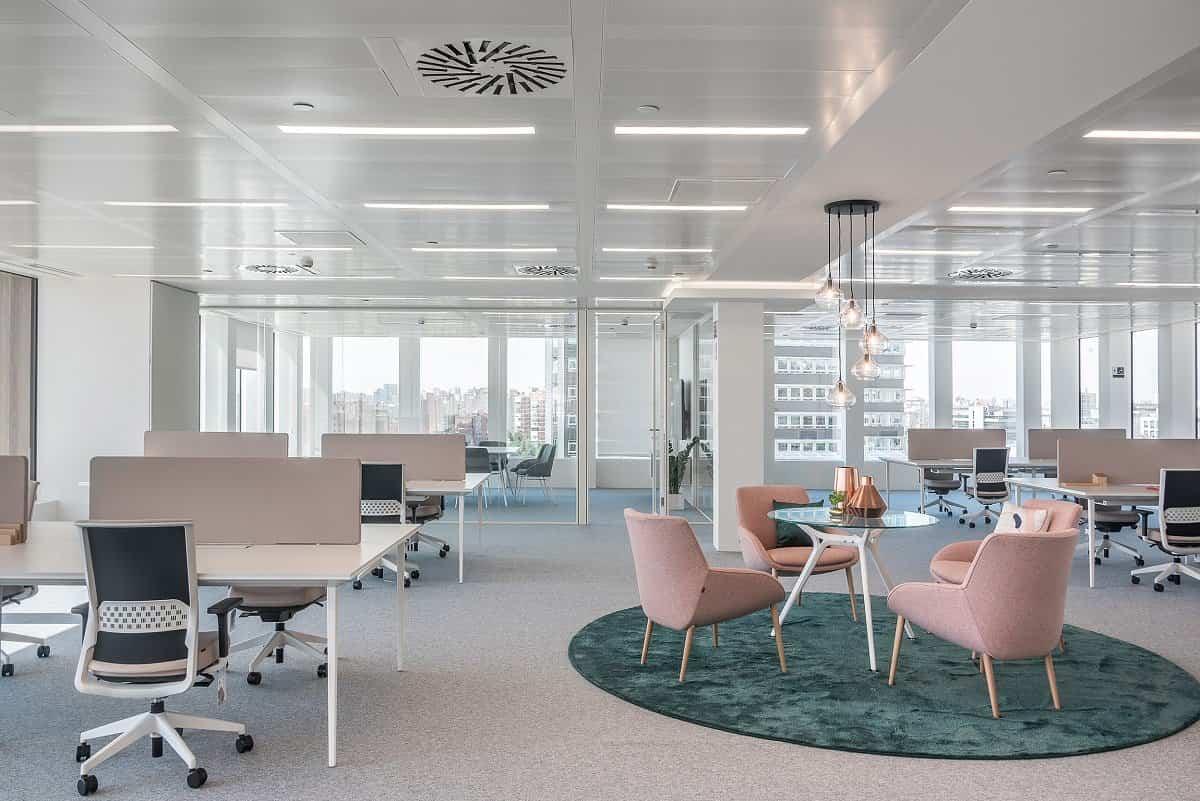 Edificio Los Cubos un espacio para las nuevas formas de trabajar
