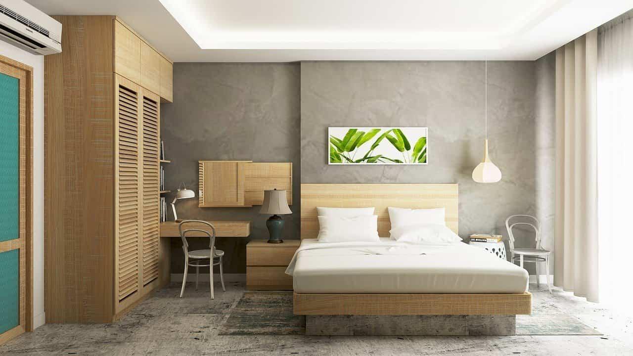 Descubre las principales tendencias de decoración de dormitorios en 2021